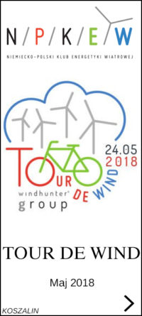 TOUR DE WIND Maj 2018