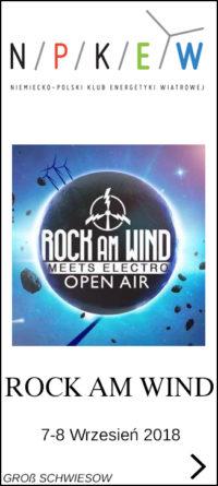 ROCK AM WIND 7-8 Wrzesień  2018
