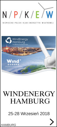 WINDENERGY HAMBURG 25-28 Wrzesień  2018